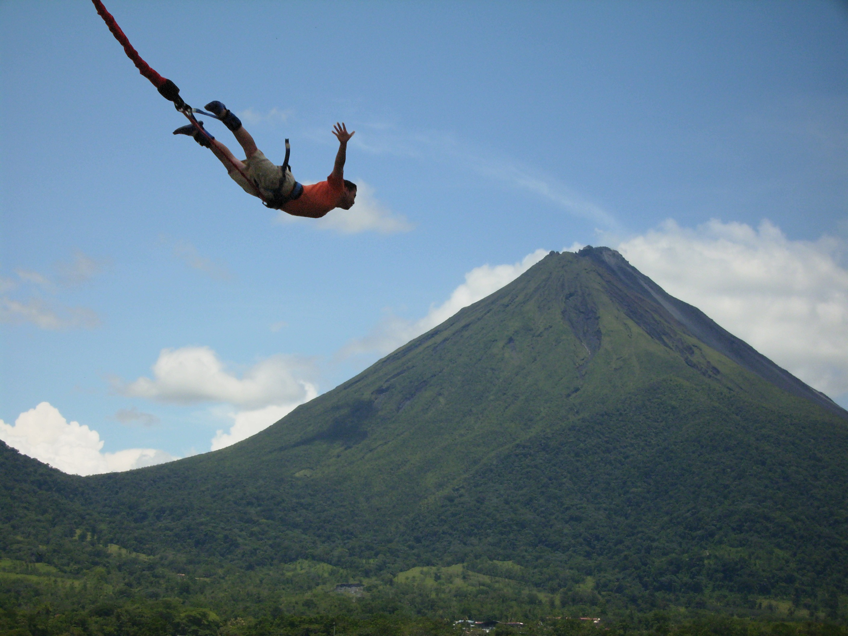 arenal-bungee