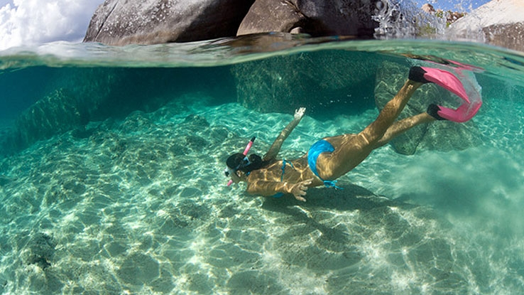 Cahuita-Snorkeling