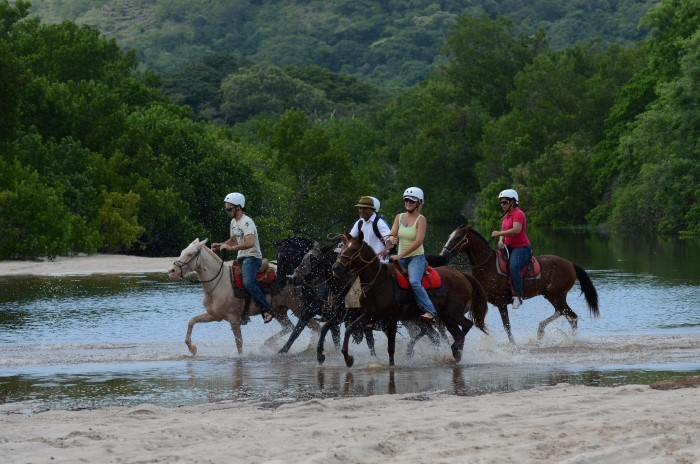 Caribbean Horseback Riding - Costa Rica 03