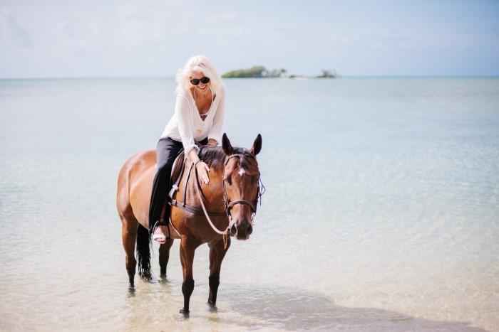 Caribbean Horseback Riding - Costa Rica