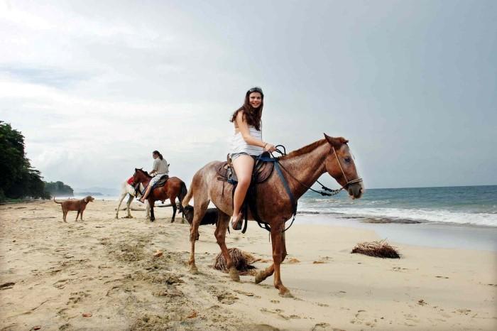 Horseback riding tours in Costa Rica