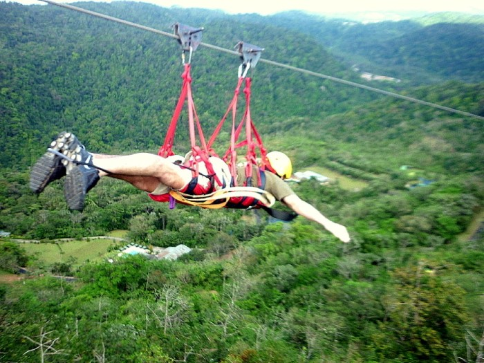 adventure tours in Costa Rica