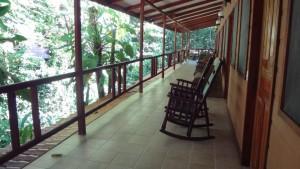 Hotel Rana Roja, Tortuguero