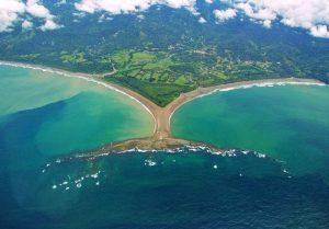 Ballena Marine National Park