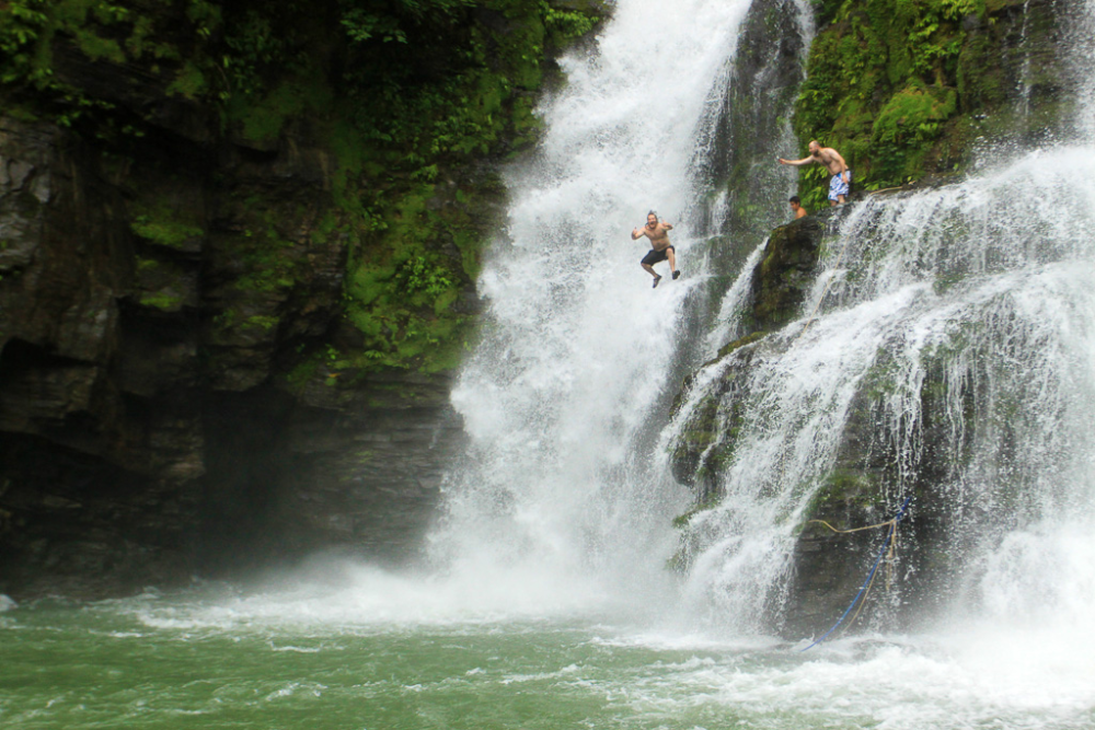 The Nauyaca Waterfalls Perfect For Ecotourism And Connection With Nature Tour Operators