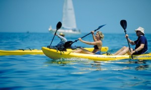 kayak in tamarindo guanacaste