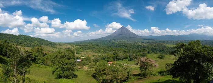 Arenal Volcano by Andy-Kim Möller