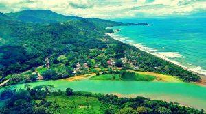 Playa Dominical Beach Costa Rica