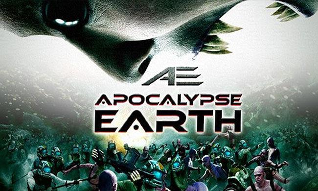 AE Apocalypse Earth Movie